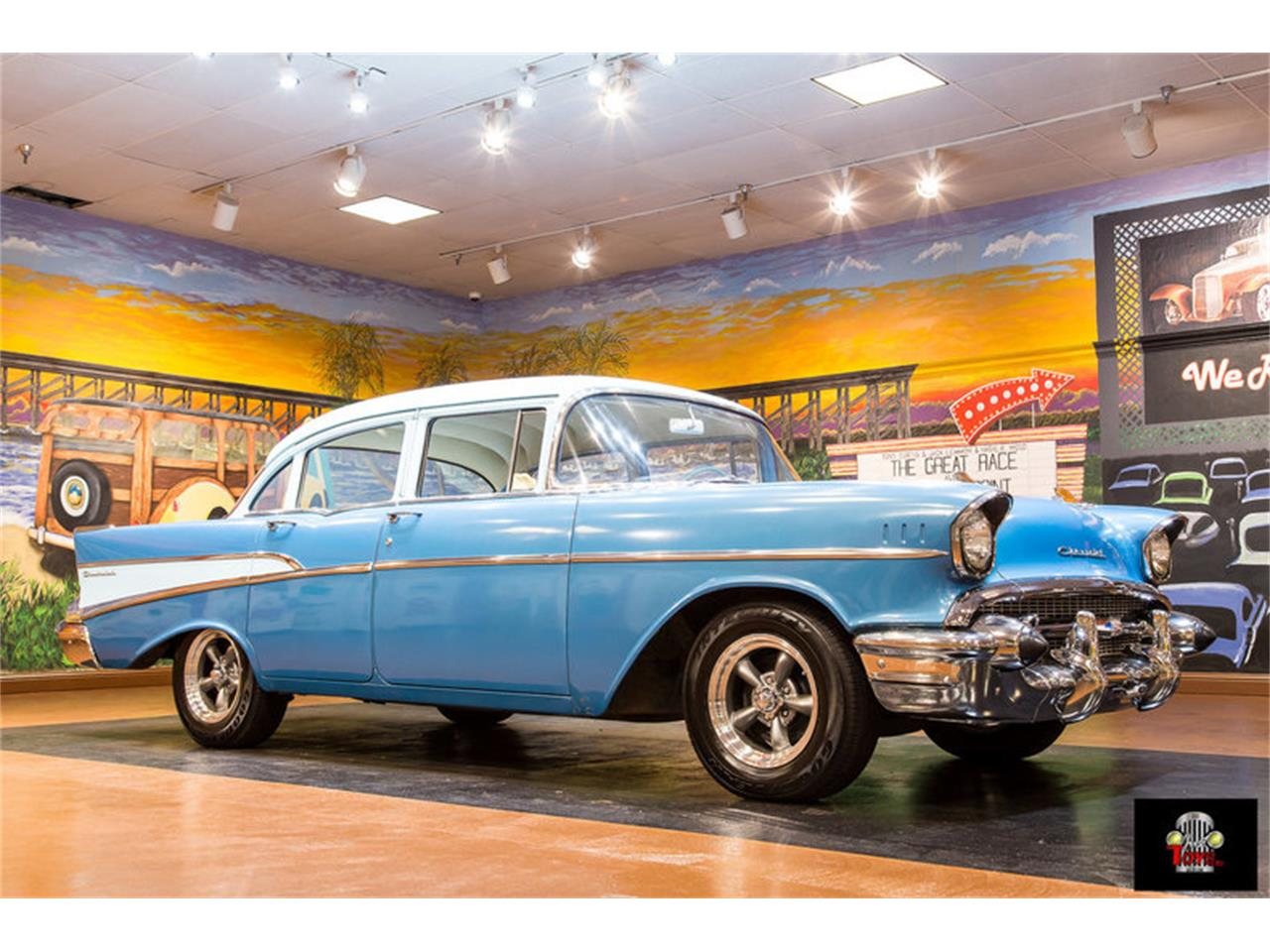 Large Picture of Classic 1957 210 located in Florida Offered by Just Toys Classic Cars - LSNN