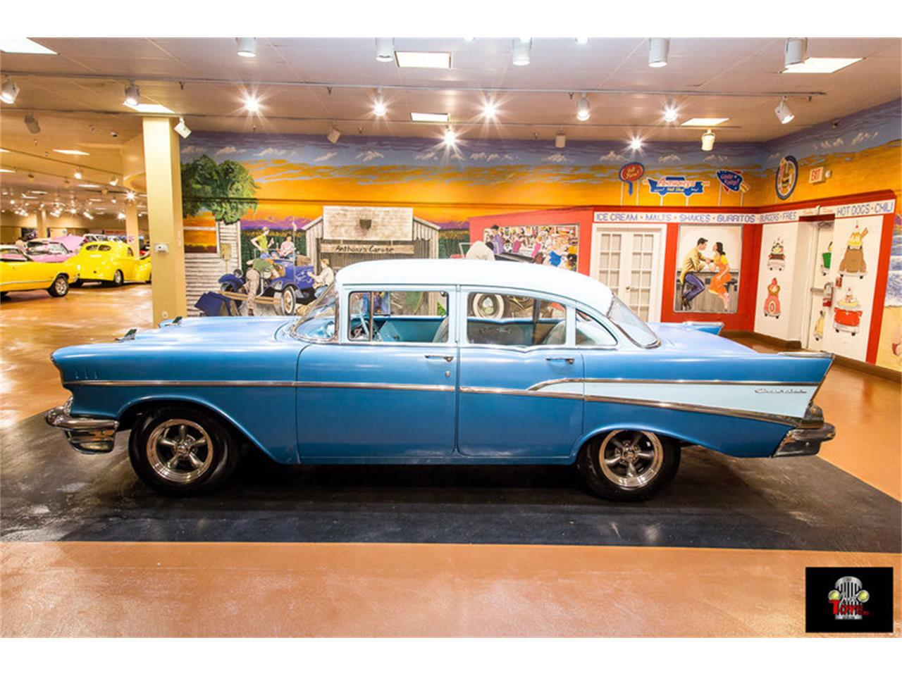 Large Picture of Classic 1957 Chevrolet 210 located in Florida - LSNN