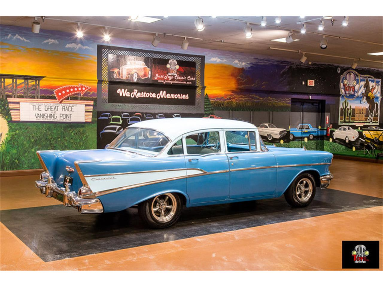 Large Picture of '57 Chevrolet 210 located in Orlando Florida - LSNN