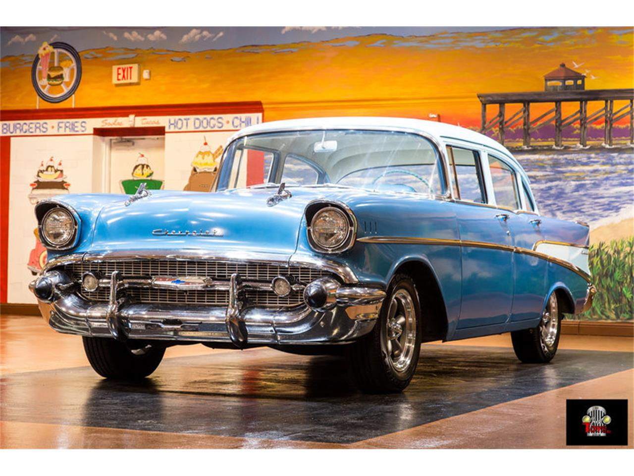 Large Picture of '57 Chevrolet 210 located in Orlando Florida - $19,995.00 - LSNN
