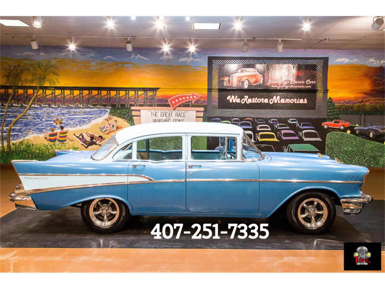 Large Picture of Classic 1957 210 located in Florida - $19,995.00 - LSNN