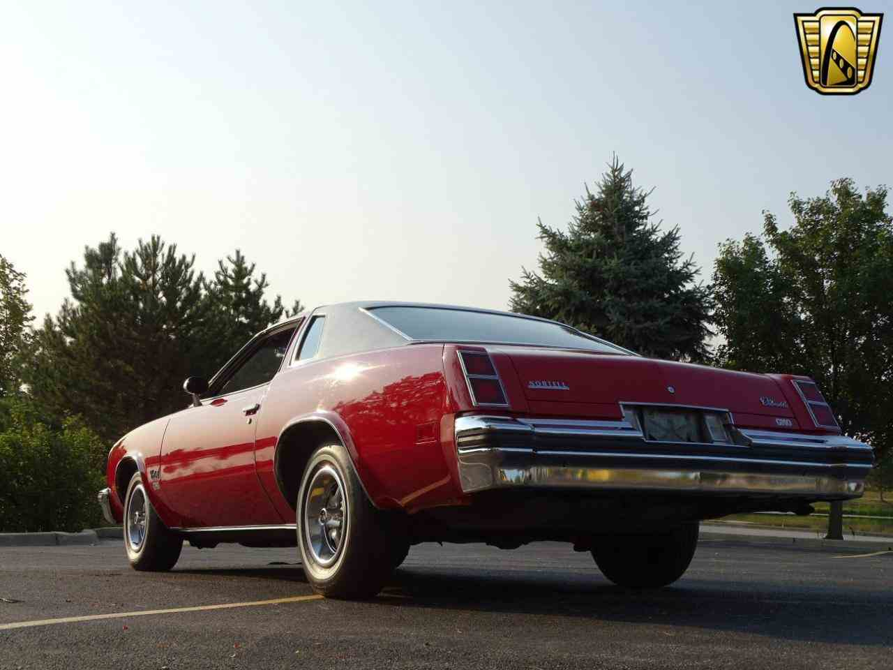 Large Picture of '76 Cutlass - LSNO