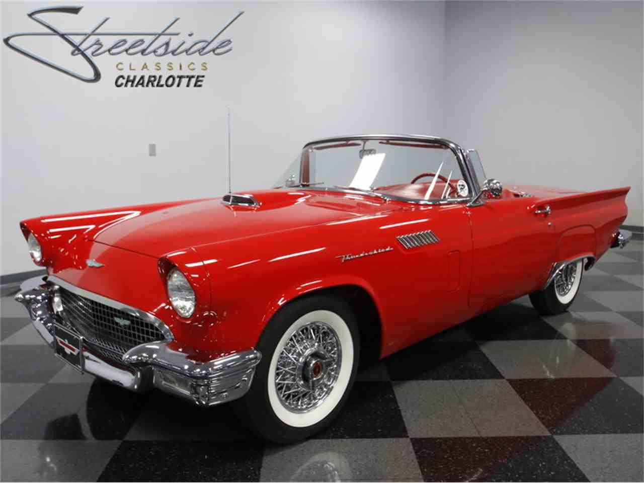 Large Picture of Classic 1957 Ford Thunderbird Offered by Streetside Classics - Charlotte - LSNS