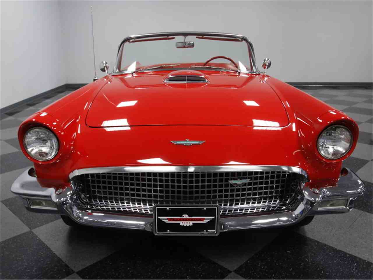 Large Picture of Classic '57 Ford Thunderbird located in North Carolina - $41,995.00 - LSNS