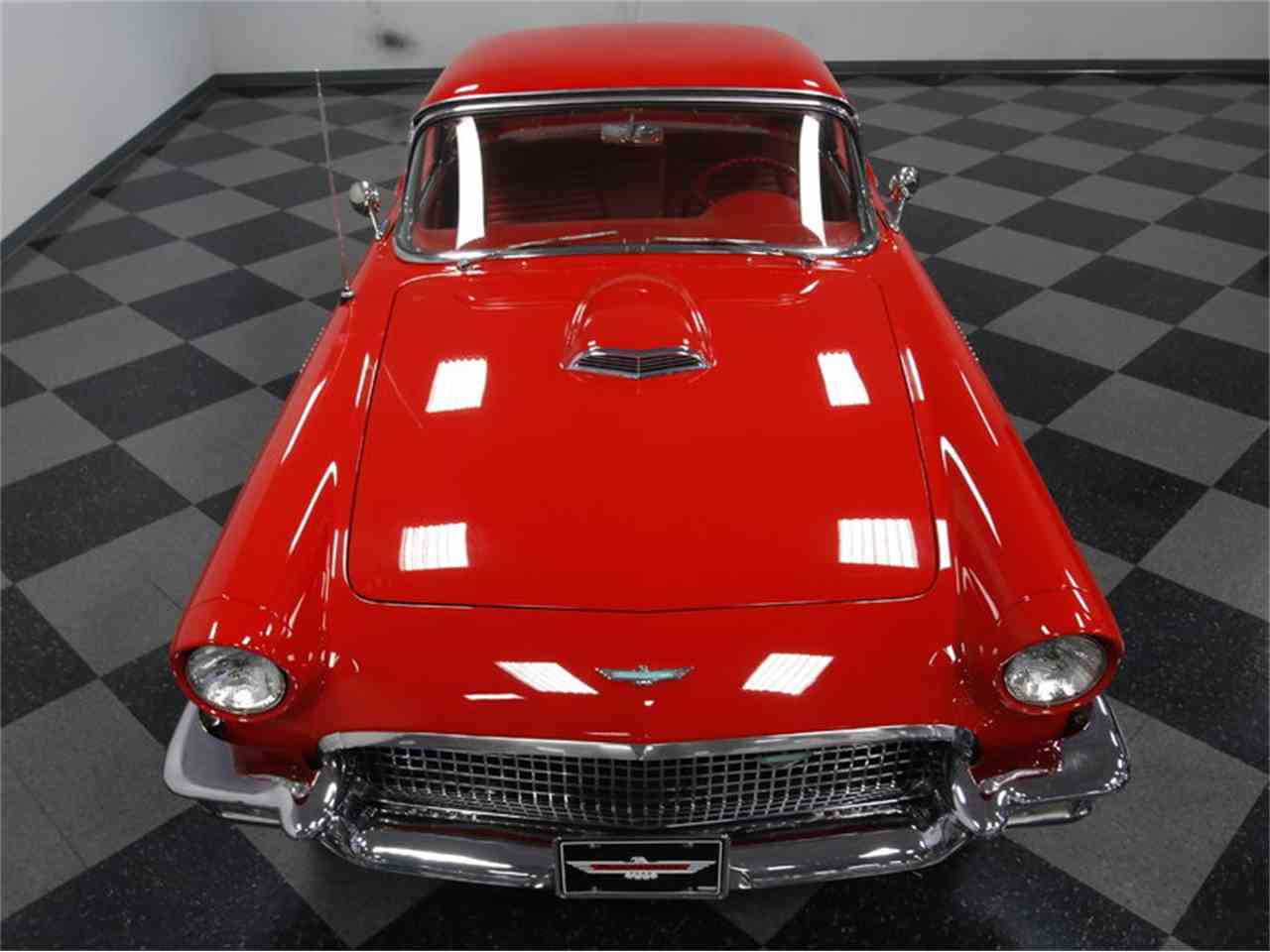 Large Picture of Classic 1957 Ford Thunderbird located in Concord North Carolina Offered by Streetside Classics - Charlotte - LSNS