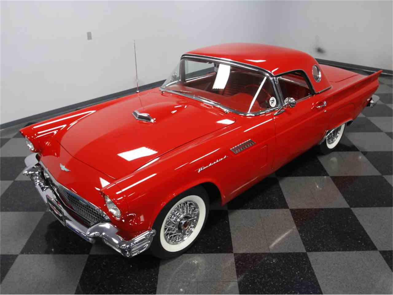 Large Picture of 1957 Ford Thunderbird located in North Carolina - $41,995.00 Offered by Streetside Classics - Charlotte - LSNS