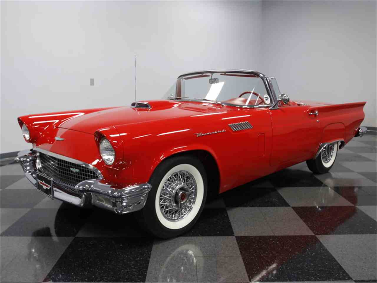 Large Picture of Classic '57 Thunderbird Offered by Streetside Classics - Charlotte - LSNS