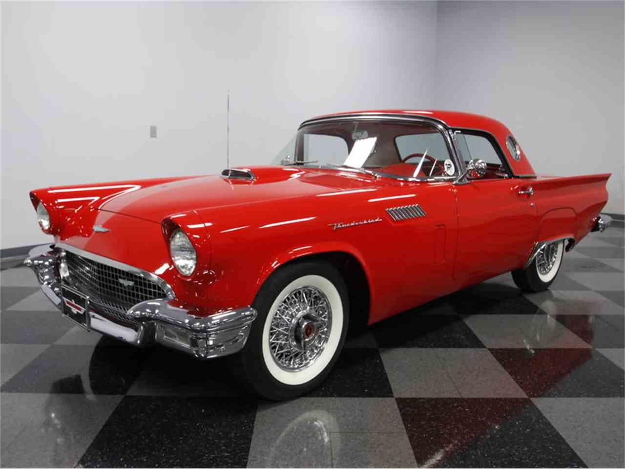 Large Picture of 1957 Ford Thunderbird located in Concord North Carolina - $41,995.00 - LSNS