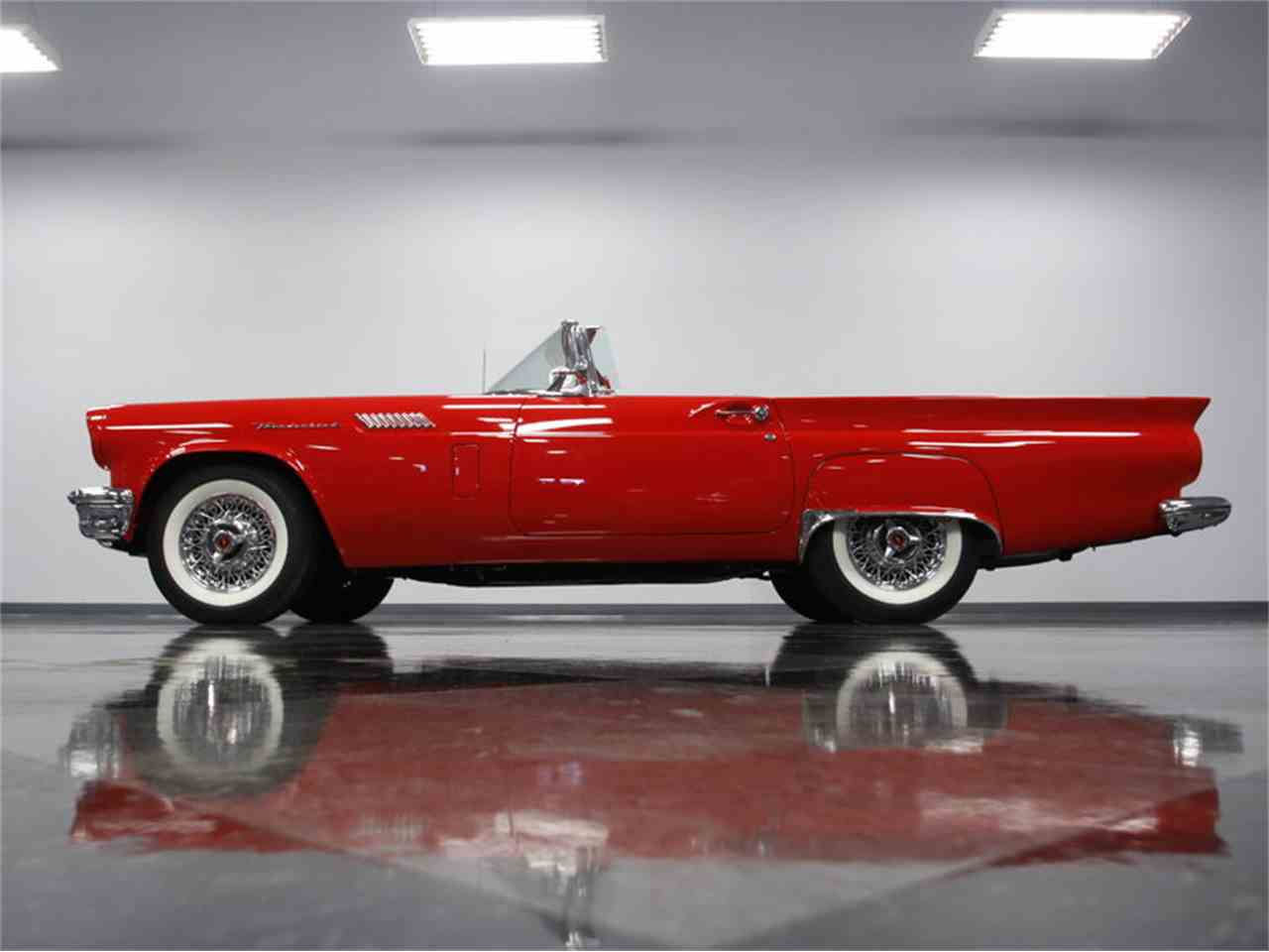 Large Picture of Classic '57 Thunderbird located in North Carolina - $41,995.00 Offered by Streetside Classics - Charlotte - LSNS