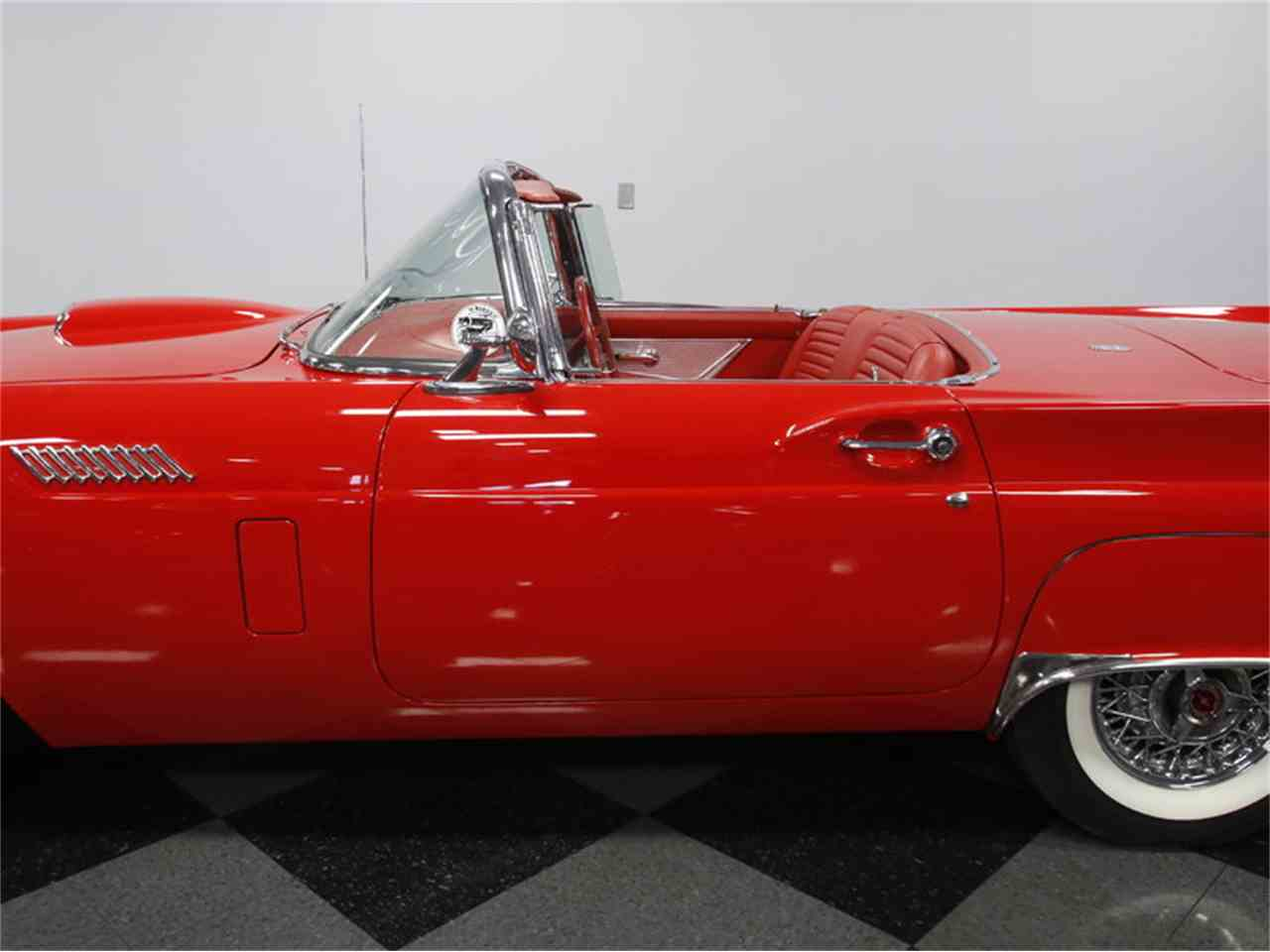 Large Picture of 1957 Ford Thunderbird located in Concord North Carolina - $41,995.00 Offered by Streetside Classics - Charlotte - LSNS