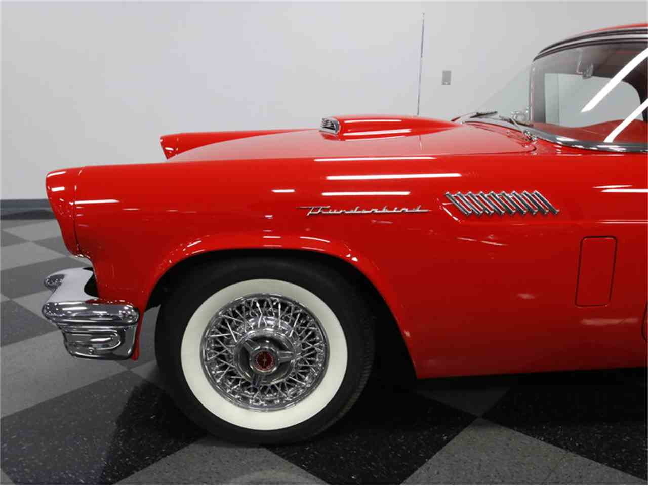 Large Picture of 1957 Thunderbird located in Concord North Carolina - $41,995.00 - LSNS