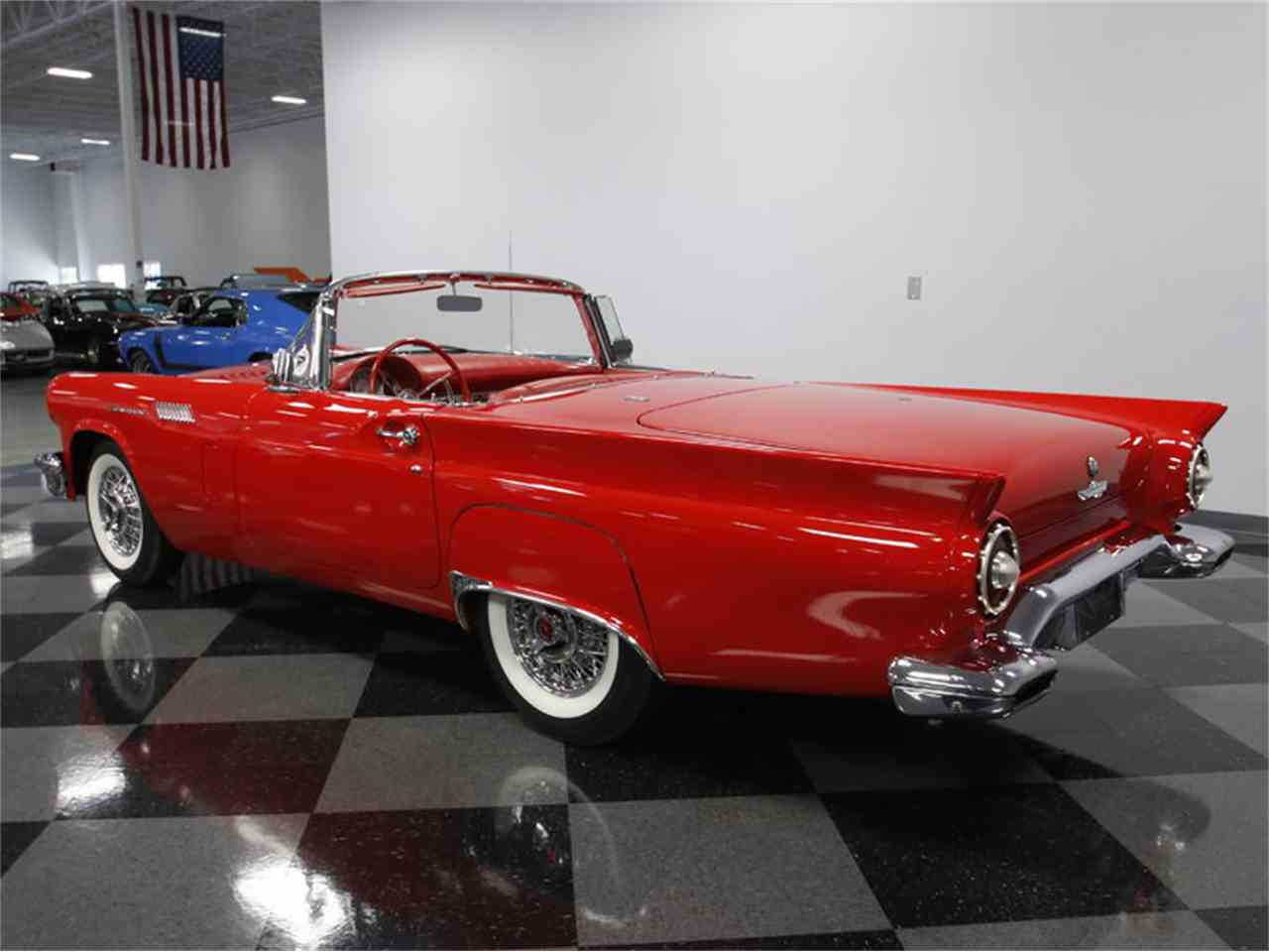 Large Picture of 1957 Ford Thunderbird - $41,995.00 - LSNS