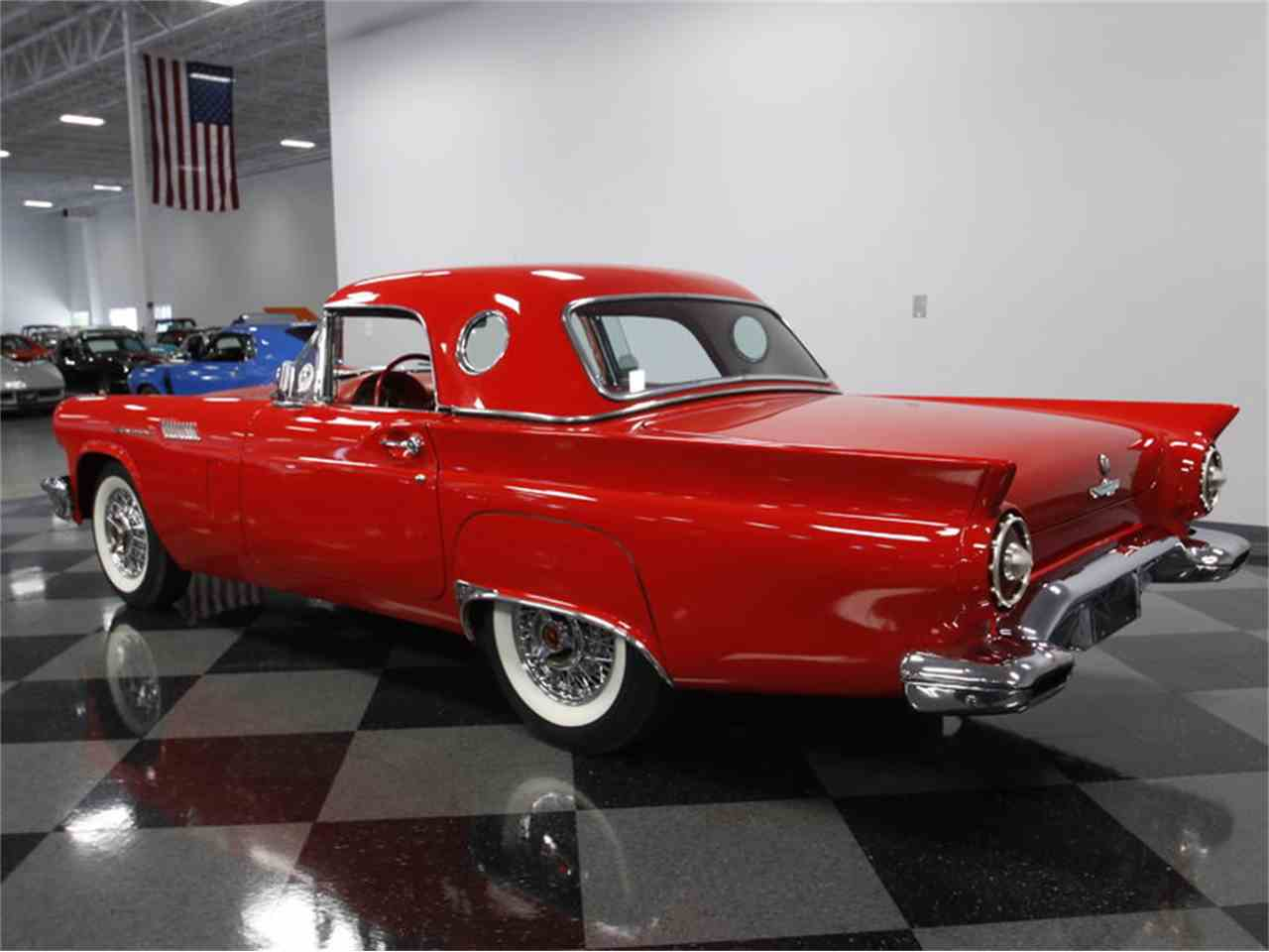 Large Picture of 1957 Thunderbird located in Concord North Carolina Offered by Streetside Classics - Charlotte - LSNS