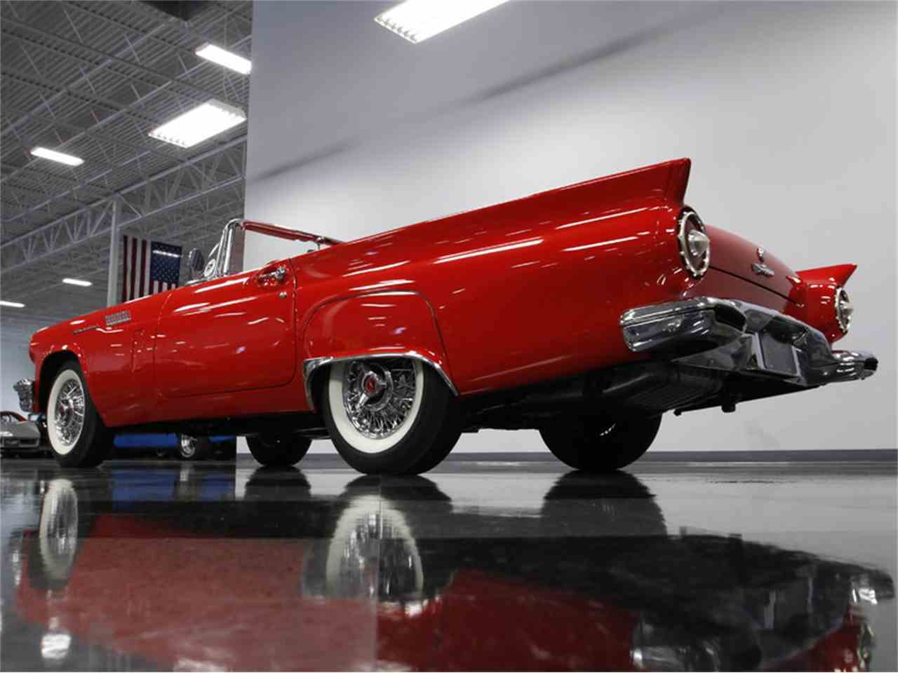Large Picture of Classic '57 Thunderbird located in Concord North Carolina - $41,995.00 - LSNS