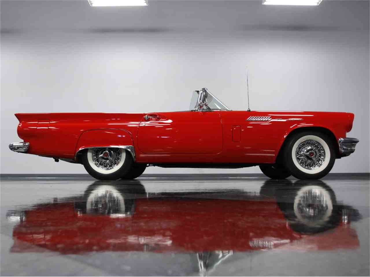 Large Picture of '57 Ford Thunderbird - $41,995.00 Offered by Streetside Classics - Charlotte - LSNS