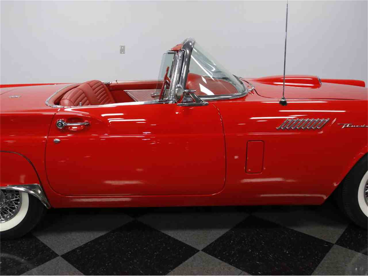 Large Picture of 1957 Thunderbird - $41,995.00 Offered by Streetside Classics - Charlotte - LSNS
