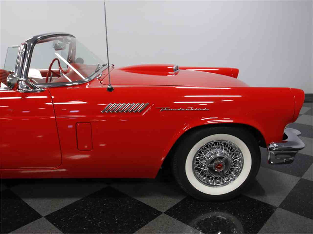 Large Picture of 1957 Thunderbird - $41,995.00 - LSNS