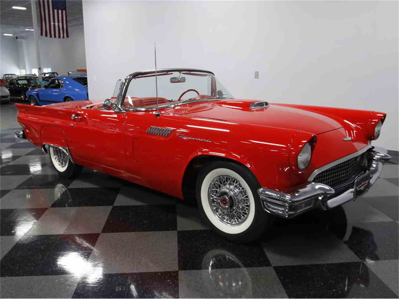 Large Picture of 1957 Thunderbird located in North Carolina - $41,995.00 - LSNS