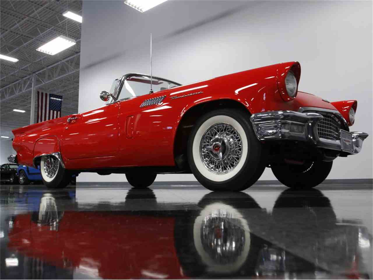 Large Picture of Classic 1957 Ford Thunderbird - $41,995.00 - LSNS