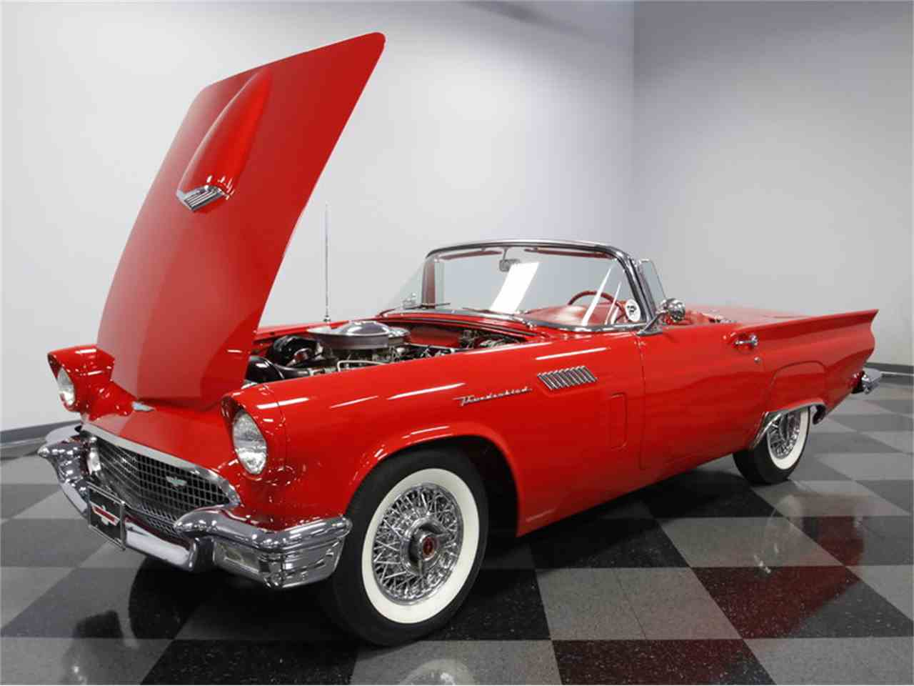 Large Picture of Classic 1957 Thunderbird - $41,995.00 Offered by Streetside Classics - Charlotte - LSNS