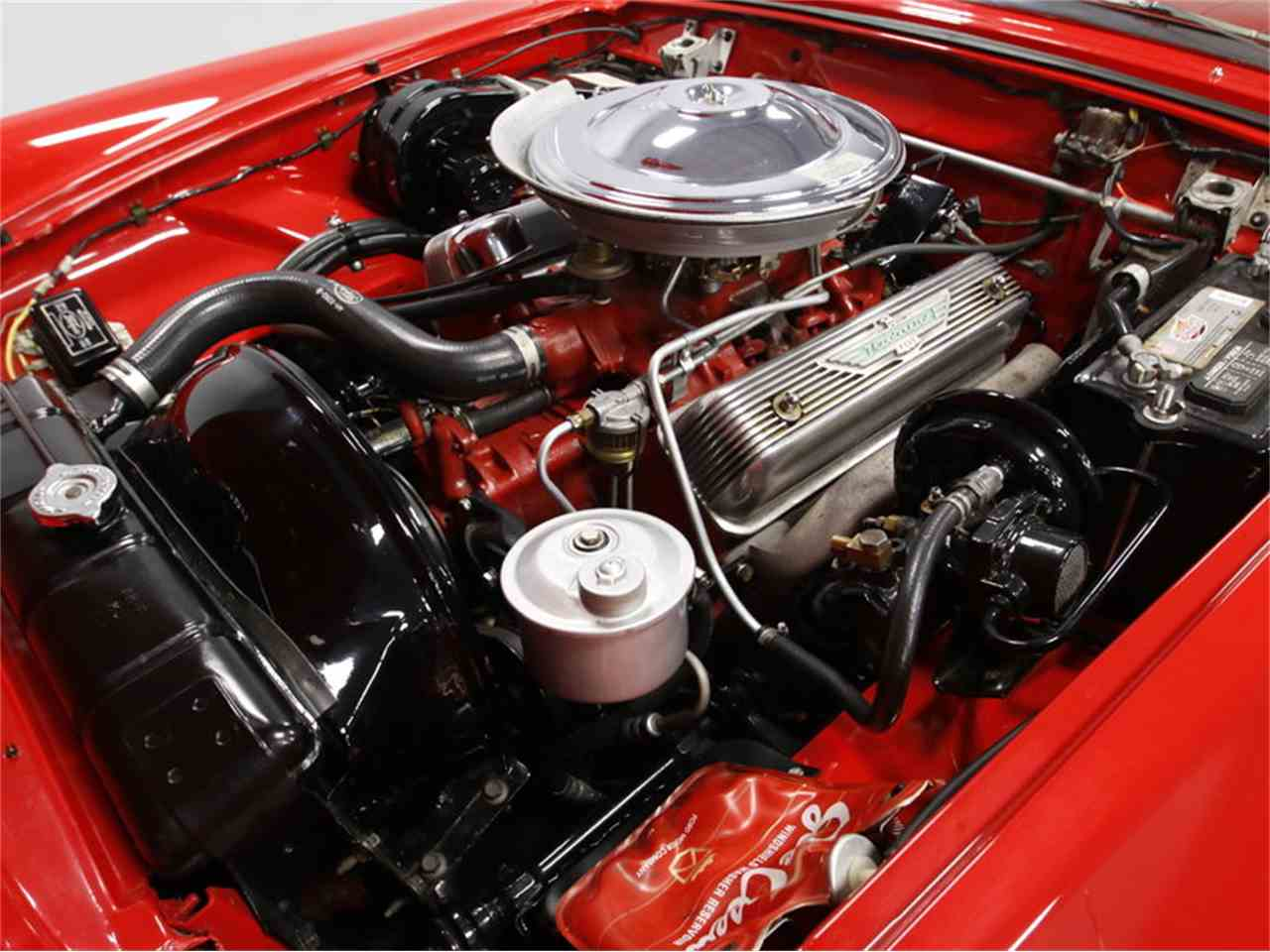 Large Picture of '57 Thunderbird Offered by Streetside Classics - Charlotte - LSNS