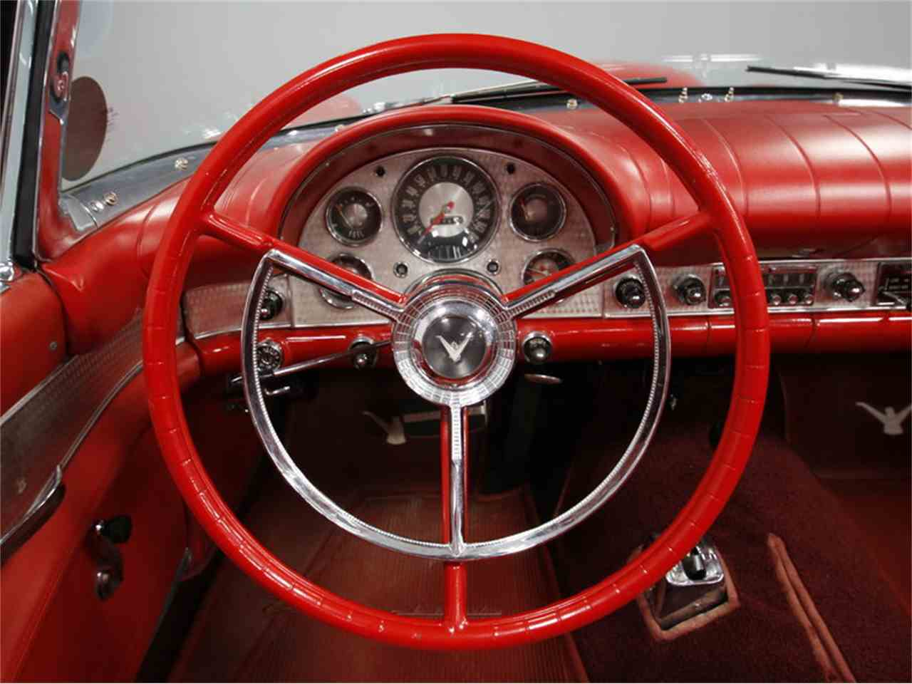 Large Picture of Classic 1957 Ford Thunderbird located in North Carolina - $41,995.00 Offered by Streetside Classics - Charlotte - LSNS