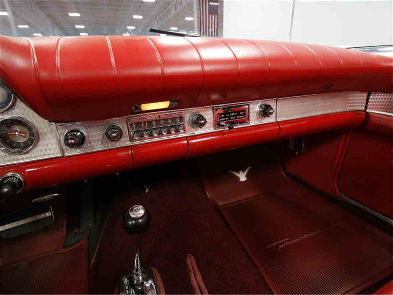 Large Picture of '57 Thunderbird located in North Carolina Offered by Streetside Classics - Charlotte - LSNS