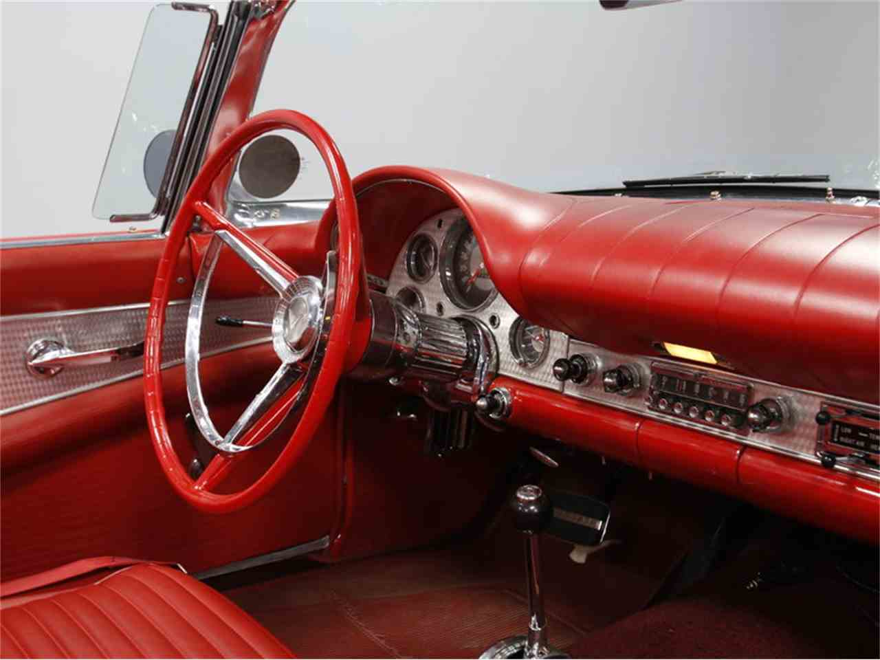 Large Picture of Classic '57 Ford Thunderbird located in Concord North Carolina Offered by Streetside Classics - Charlotte - LSNS