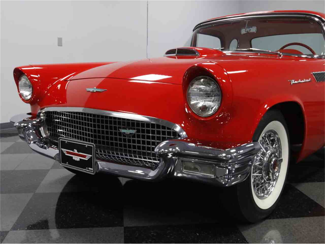 Large Picture of Classic '57 Thunderbird - $41,995.00 Offered by Streetside Classics - Charlotte - LSNS