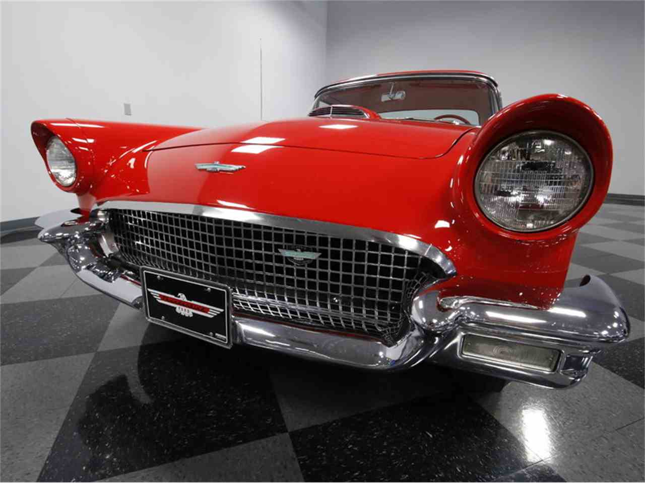 Large Picture of '57 Ford Thunderbird located in North Carolina - $41,995.00 Offered by Streetside Classics - Charlotte - LSNS