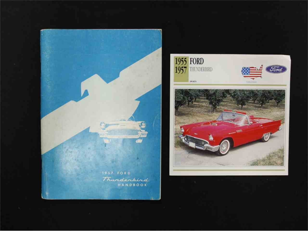 Large Picture of Classic '57 Ford Thunderbird - $41,995.00 Offered by Streetside Classics - Charlotte - LSNS