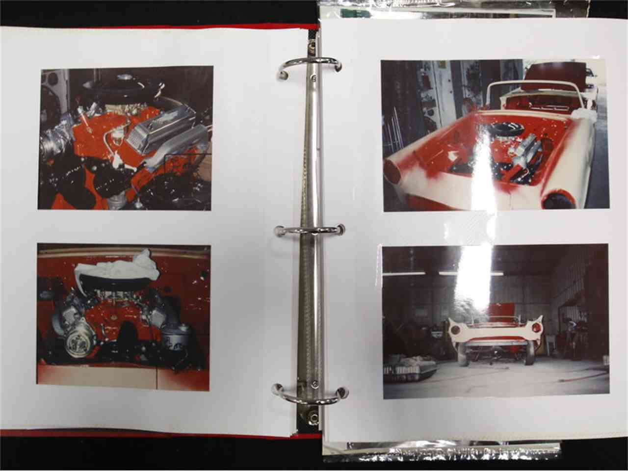Large Picture of 1957 Ford Thunderbird Offered by Streetside Classics - Charlotte - LSNS