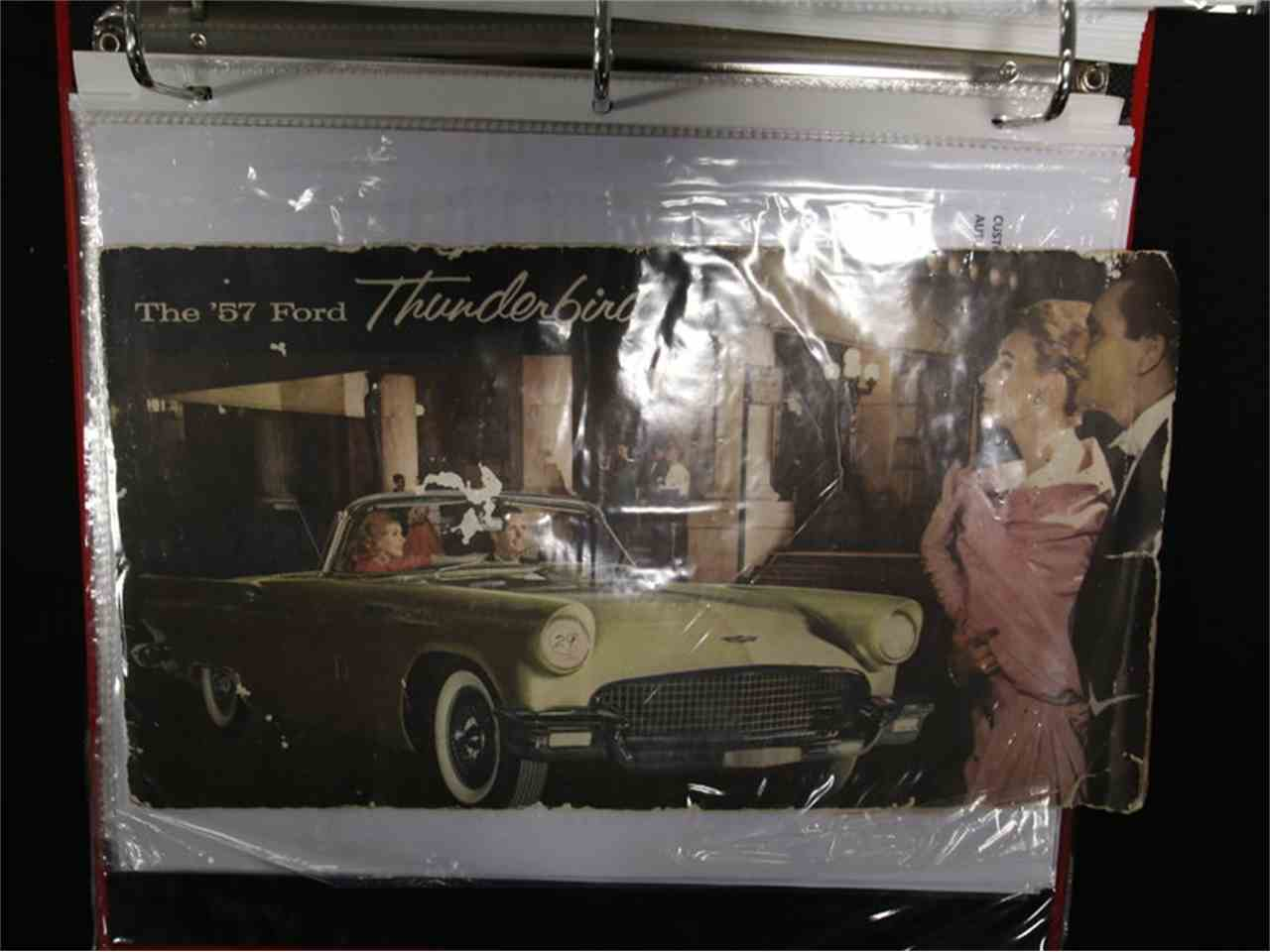 Large Picture of Classic 1957 Ford Thunderbird located in Concord North Carolina - $41,995.00 - LSNS