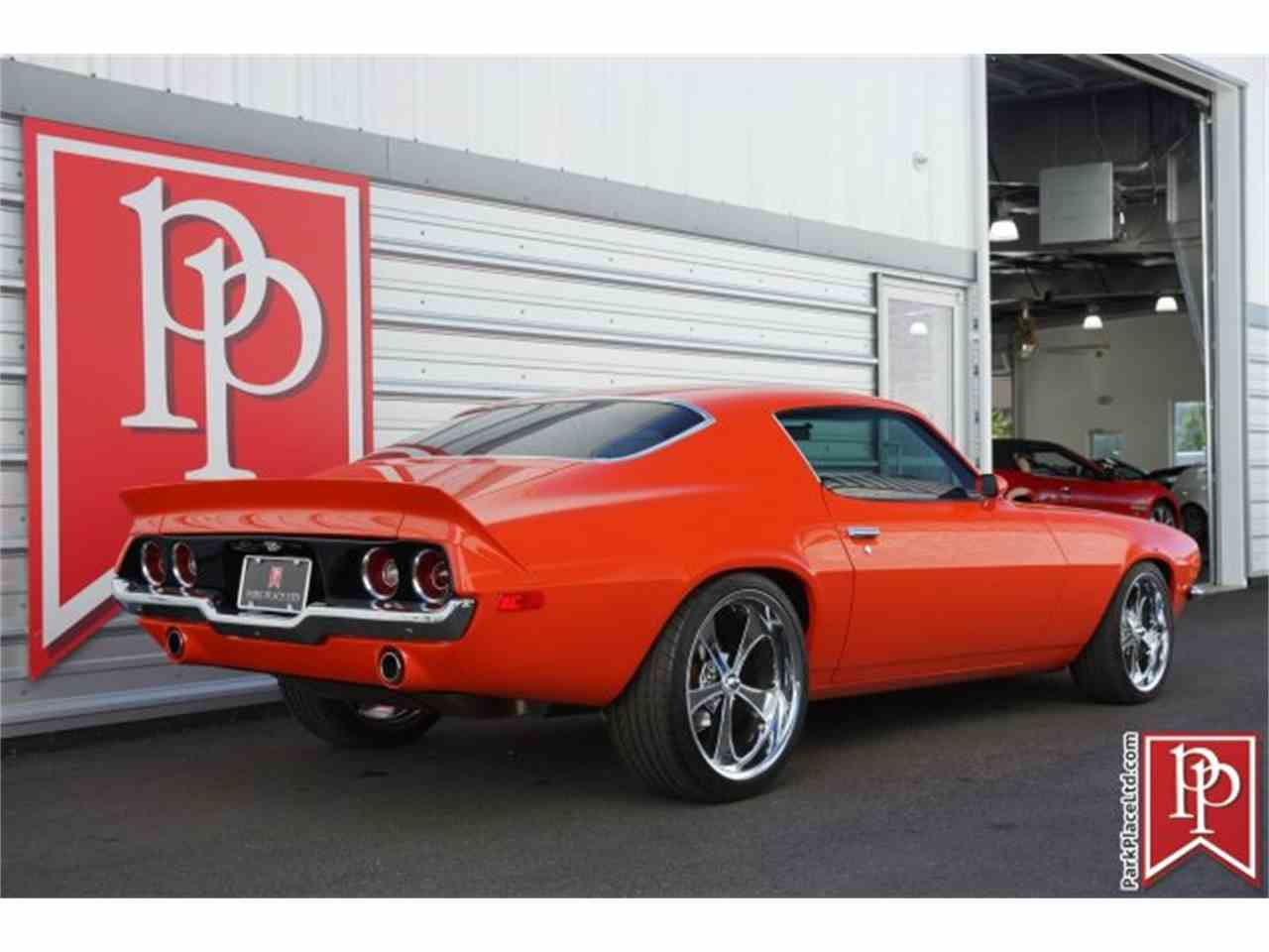 Large Picture of '72 Camaro - LSO0