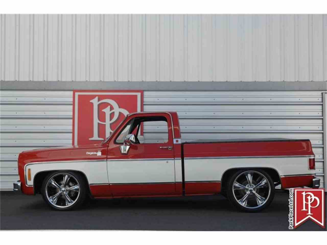 Large Picture of '77 C/K 10 - LSO1