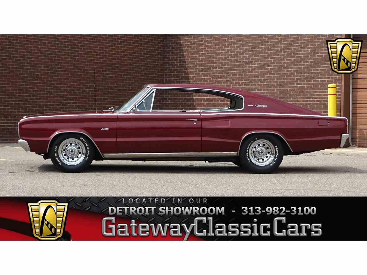 Large Picture of '66 Dodge Charger located in Dearborn Michigan - $21,595.00 - LSO9