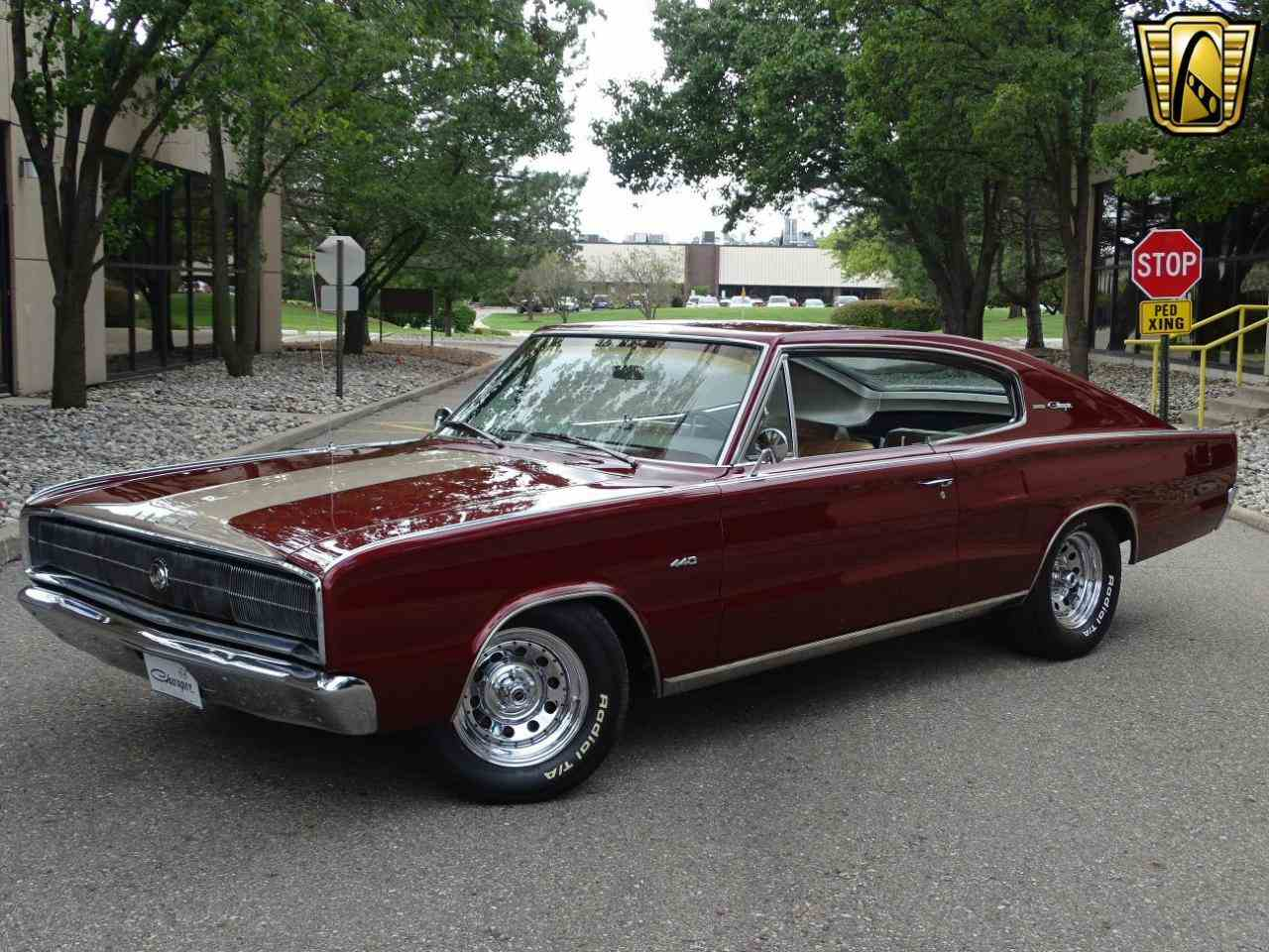 Large Picture of Classic 1966 Dodge Charger located in Dearborn Michigan - $21,595.00 Offered by Gateway Classic Cars - Detroit - LSO9