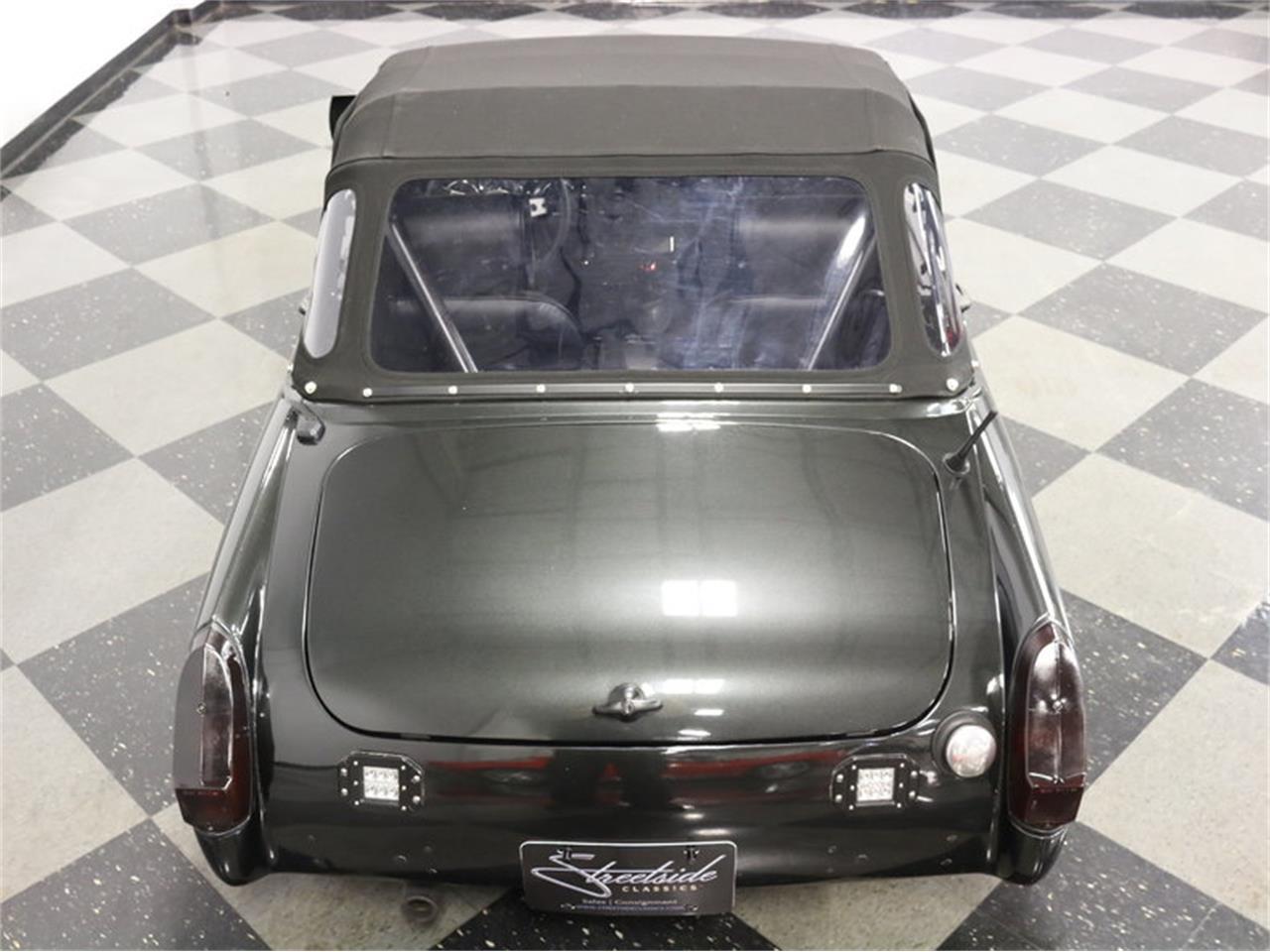 Large Picture of '71 Midget 1275 Resto-Mod - LSOB
