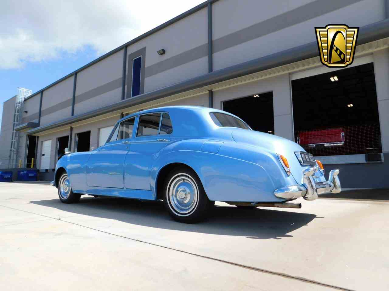 Large Picture of '60 Silver Cloud - LSOG