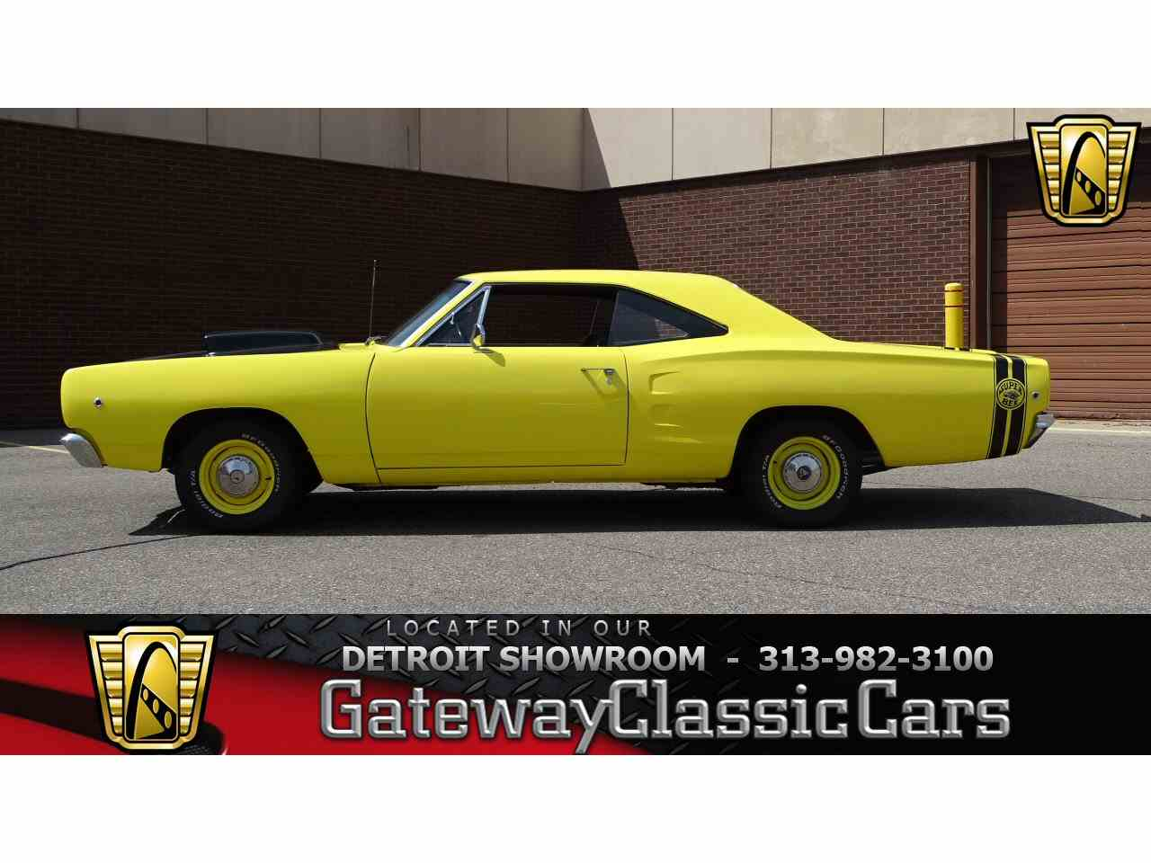 Large Picture of 1968 Coronet Offered by Gateway Classic Cars - Detroit - LSOJ