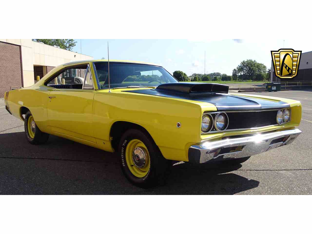 Large Picture of Classic '68 Coronet located in Michigan Offered by Gateway Classic Cars - Detroit - LSOJ