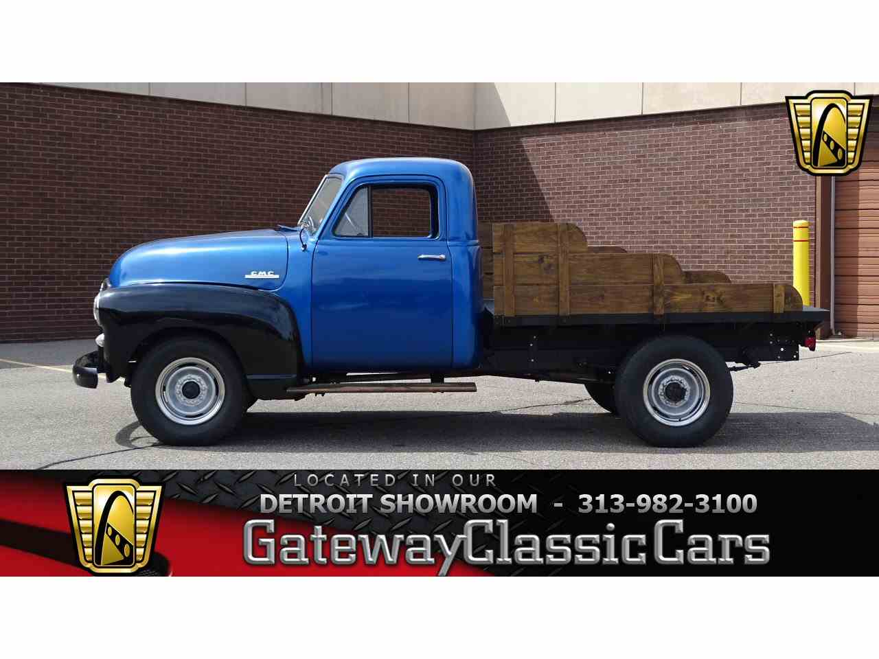 Large Picture of 1953 GMC Pickup located in Dearborn Michigan - LSON