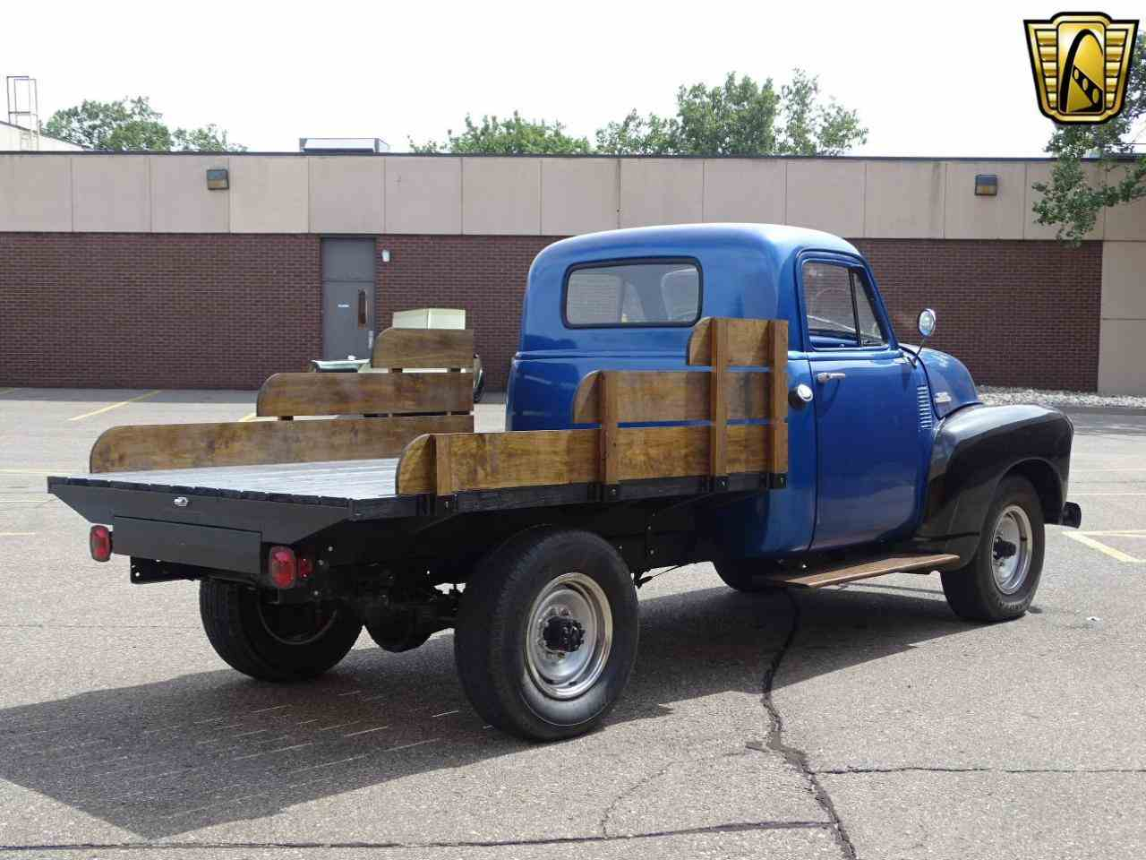 Large Picture of Classic '53 Pickup - $13,595.00 Offered by Gateway Classic Cars - Detroit - LSON