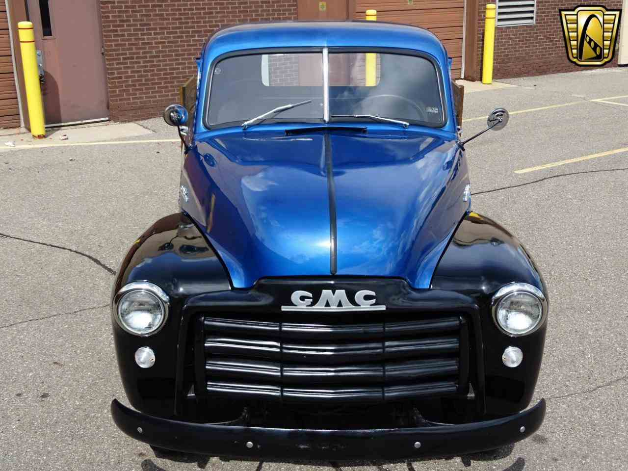 Large Picture of Classic 1953 Pickup located in Michigan - $13,595.00 Offered by Gateway Classic Cars - Detroit - LSON