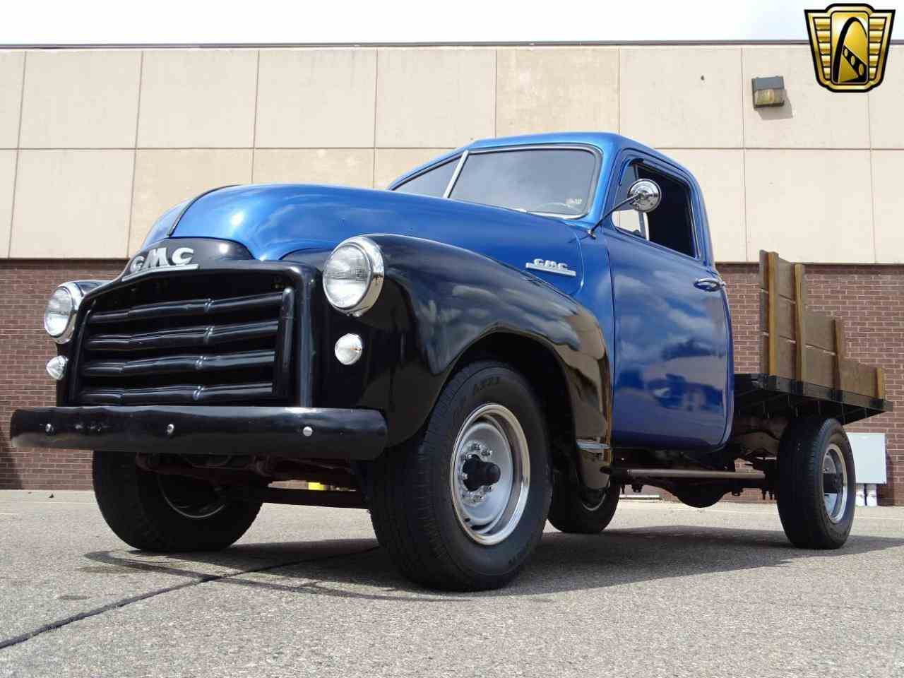 Large Picture of Classic '53 GMC Pickup located in Dearborn Michigan Offered by Gateway Classic Cars - Detroit - LSON