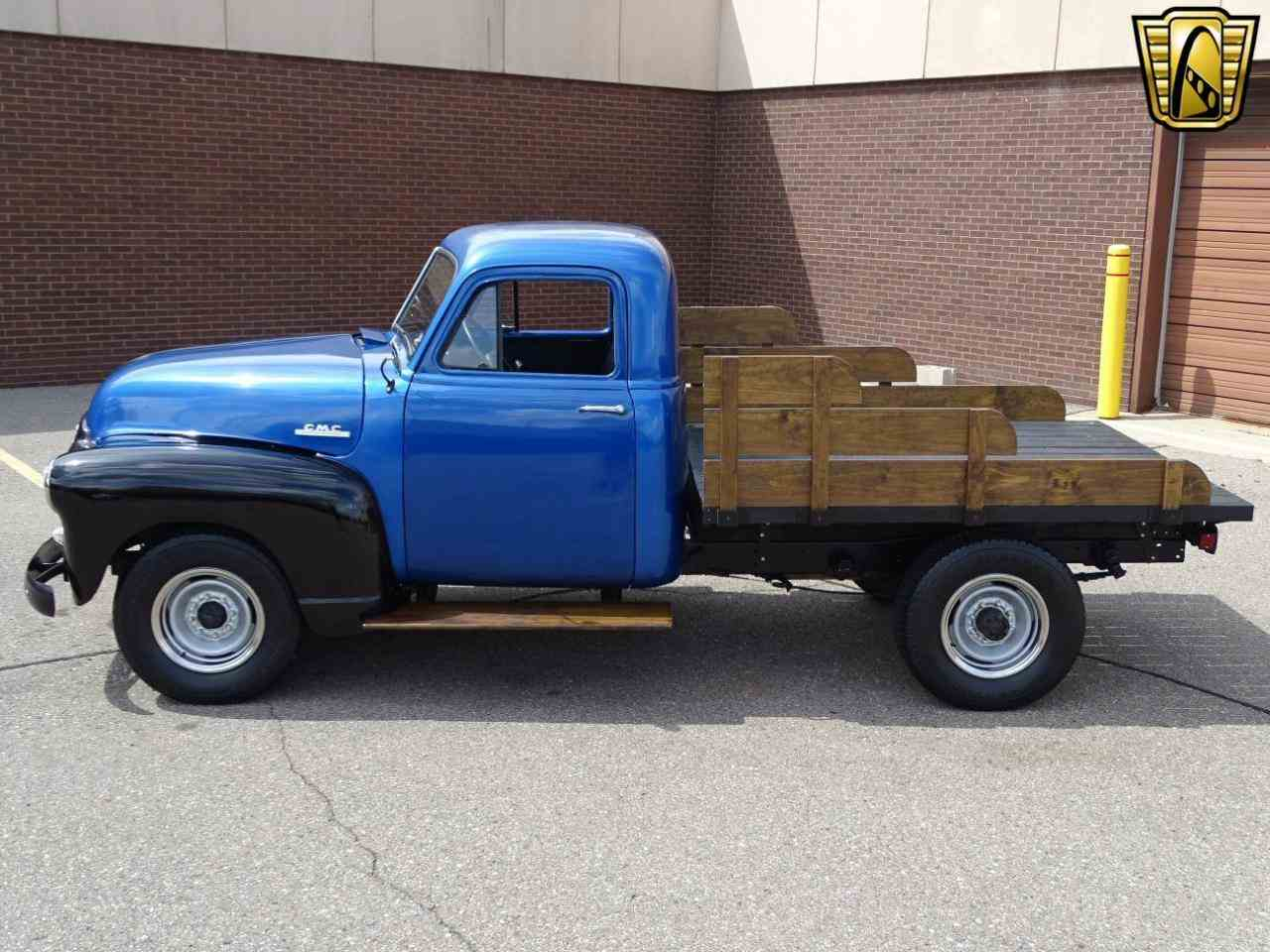Large Picture of '53 GMC Pickup located in Michigan Offered by Gateway Classic Cars - Detroit - LSON
