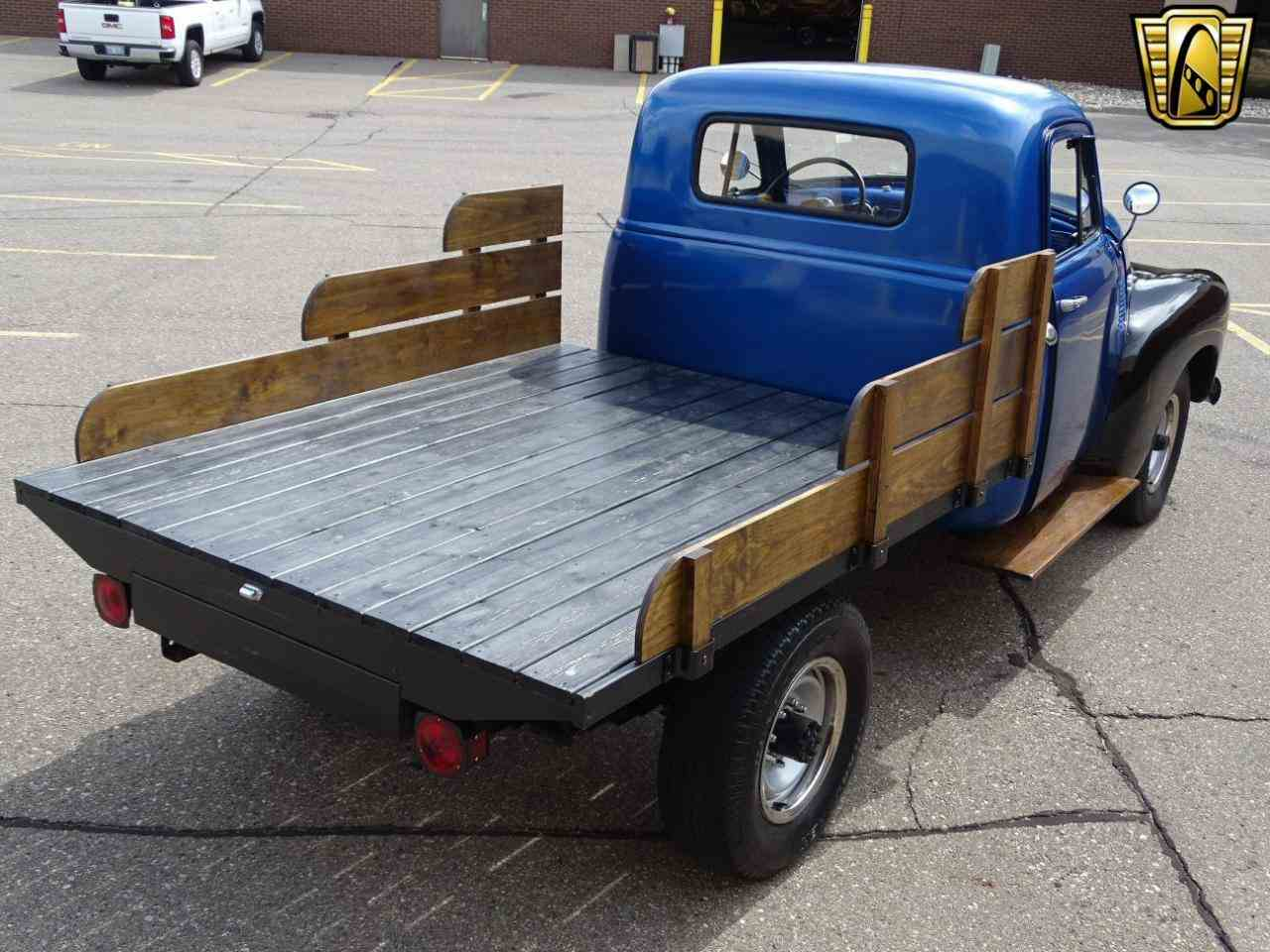 Large Picture of Classic '53 GMC Pickup located in Dearborn Michigan - $13,595.00 - LSON