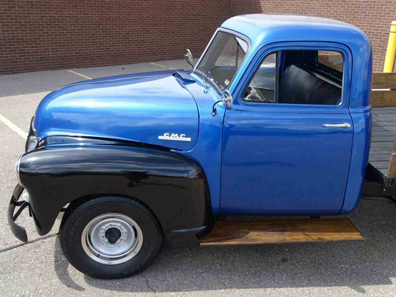 Large Picture of Classic '53 GMC Pickup located in Michigan - $13,595.00 Offered by Gateway Classic Cars - Detroit - LSON