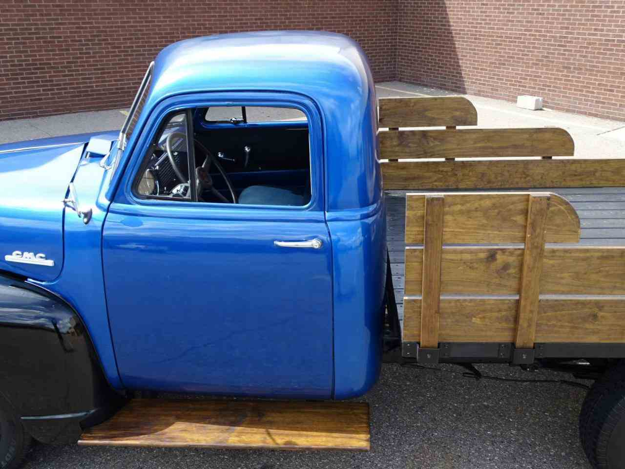 Large Picture of 1953 GMC Pickup located in Michigan - $13,595.00 Offered by Gateway Classic Cars - Detroit - LSON