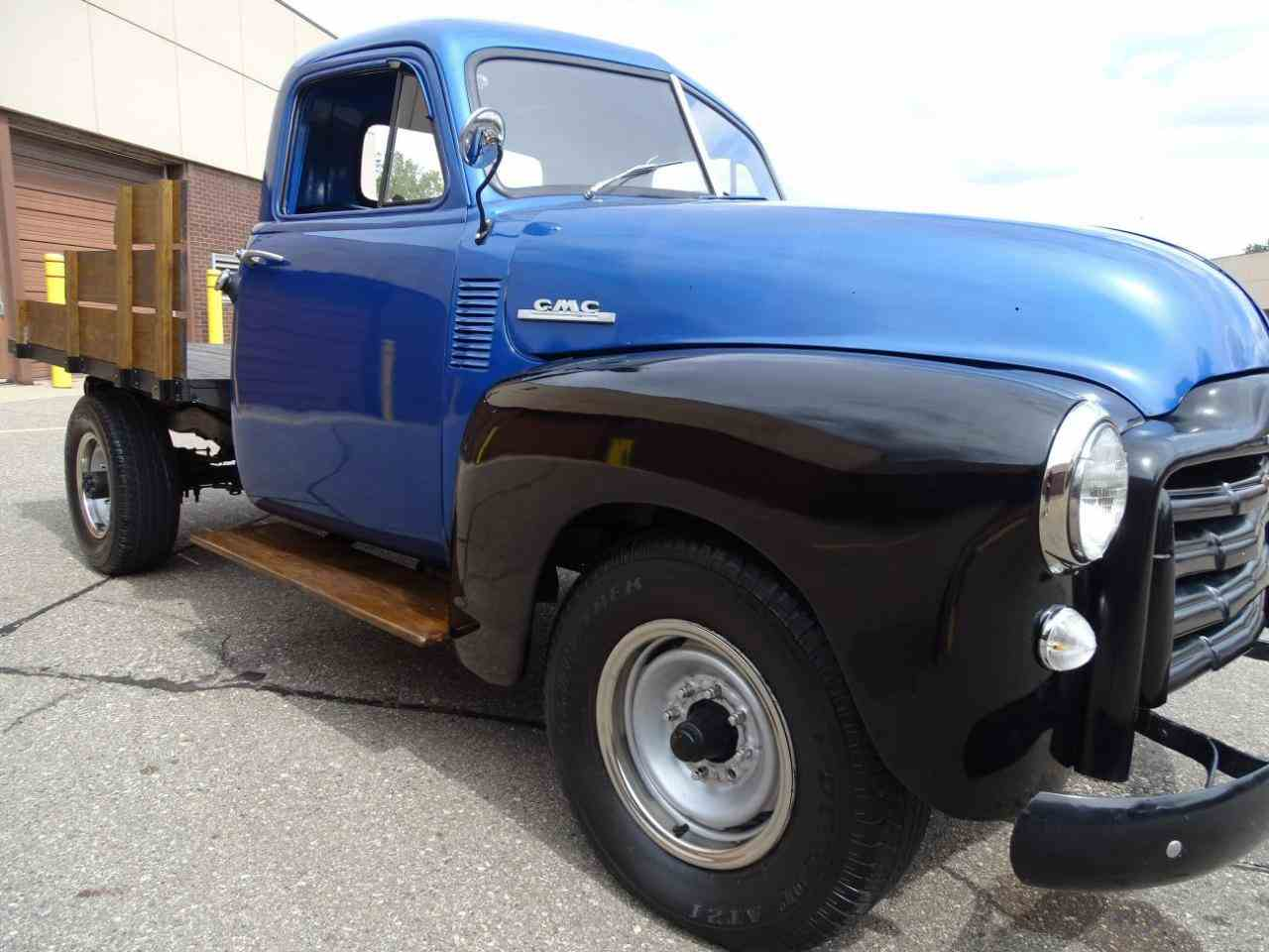Large Picture of Classic '53 GMC Pickup - LSON